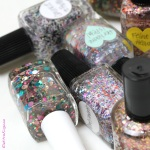 Holiday Glitter Polishes