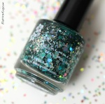 KBShimmer Green Hex & Glam