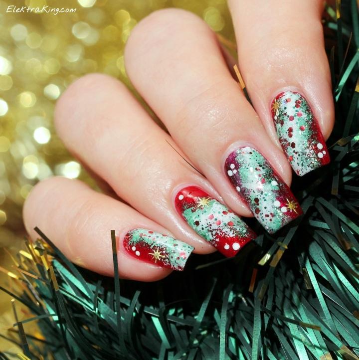 Christmas Galaxy