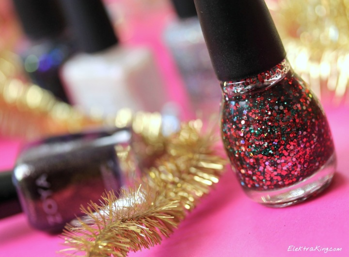 My Top 5 Holiday Polishes 2014