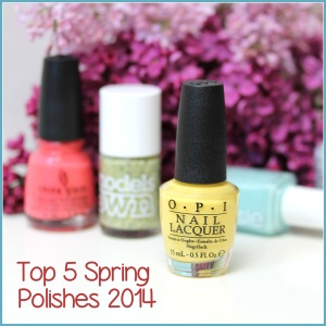Top 5 Spring 2014