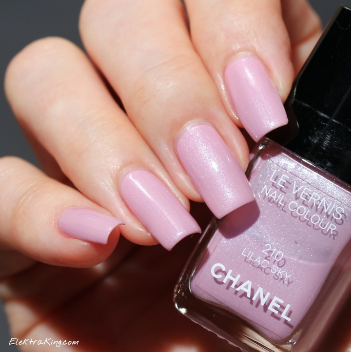Chanel Lilac Sky
