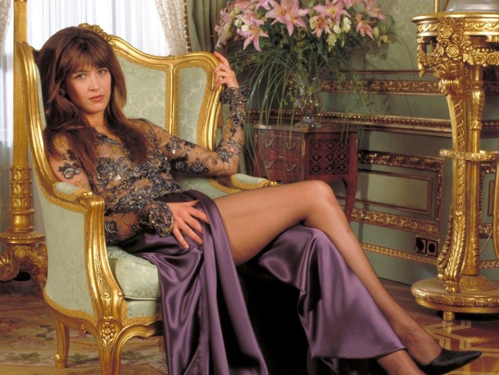 Elektra King portrayed by Sophie Marceau
