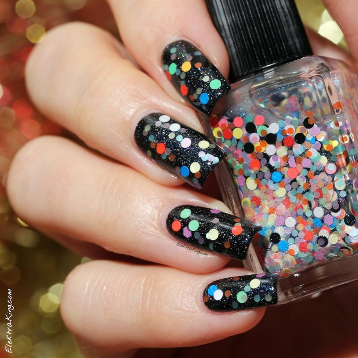 Lynnderella Connect the Spots over Zoya Storm