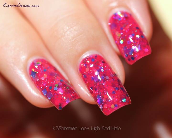 KBShimmer Look High And Holo