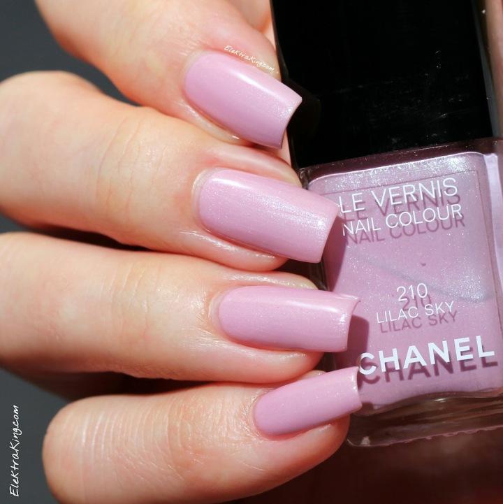 Chanel Lilac Sky