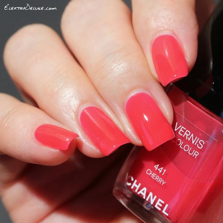 Chanel Cherry