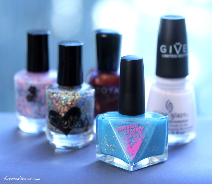 Top 5 Winter Polishes 2015