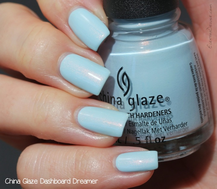 China Glaze Dashboard Dreamer, Road Trip Collection Spring 2015