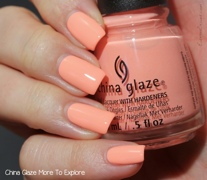 China Glaze More To Explore, Road Trip Collection Spring 2015