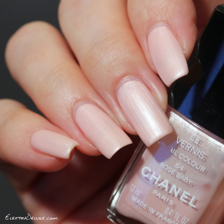 Chanel Rose Baby