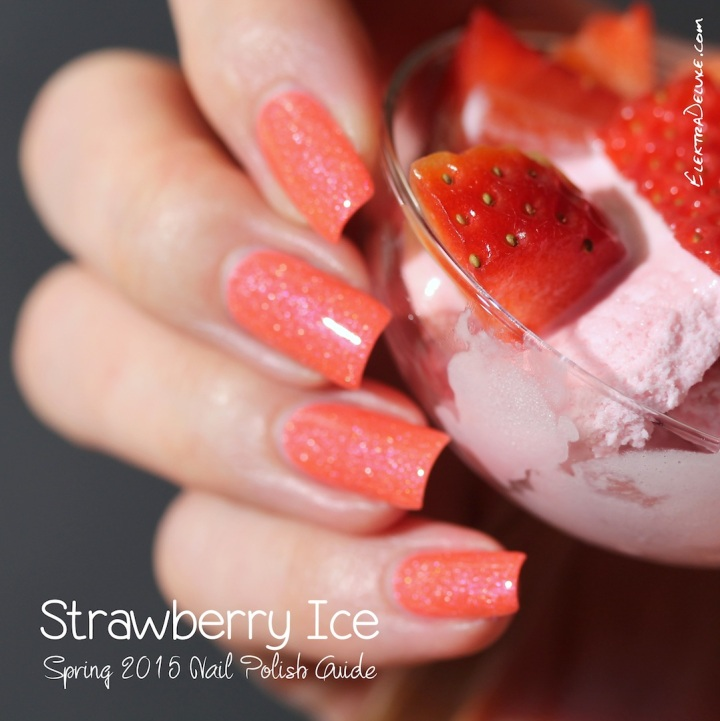 Strawberry Ice Nail Polish