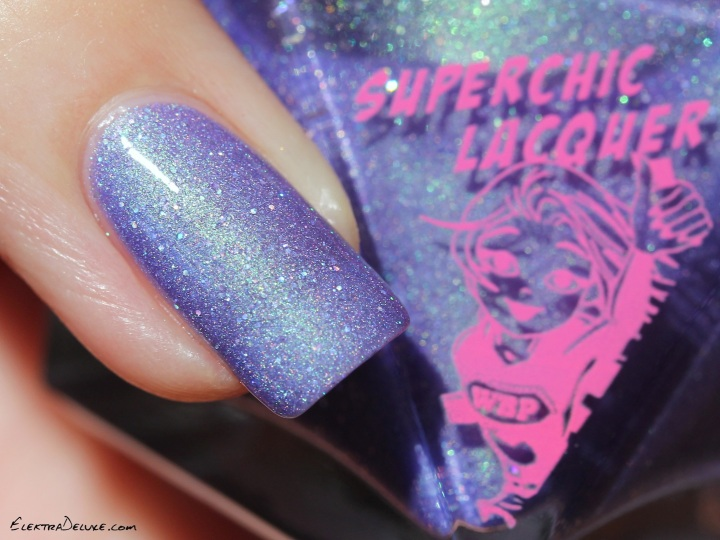 SuperChic Lacquer Liquid Nitro Queen