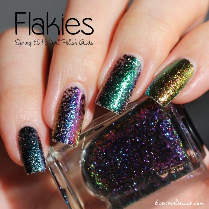 Flakies - Nail Polish