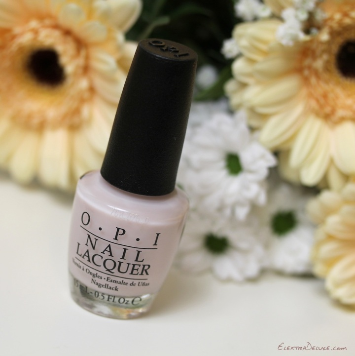 OPI Act Your Beige! (Soft Shades Collection 2015)