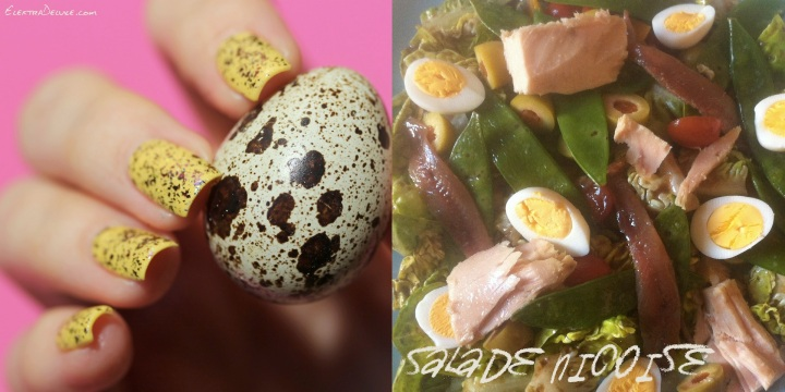 Happy Easter with Salade Nicoise :-)