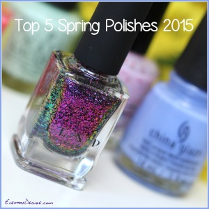 Top 5 Spring 2015