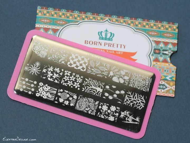 Born Pretty Store Stamping Plate