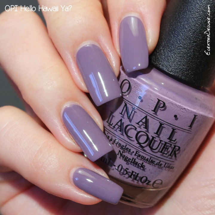 OPI Hello Hawaii Ya?, Hawaii Collection 2015