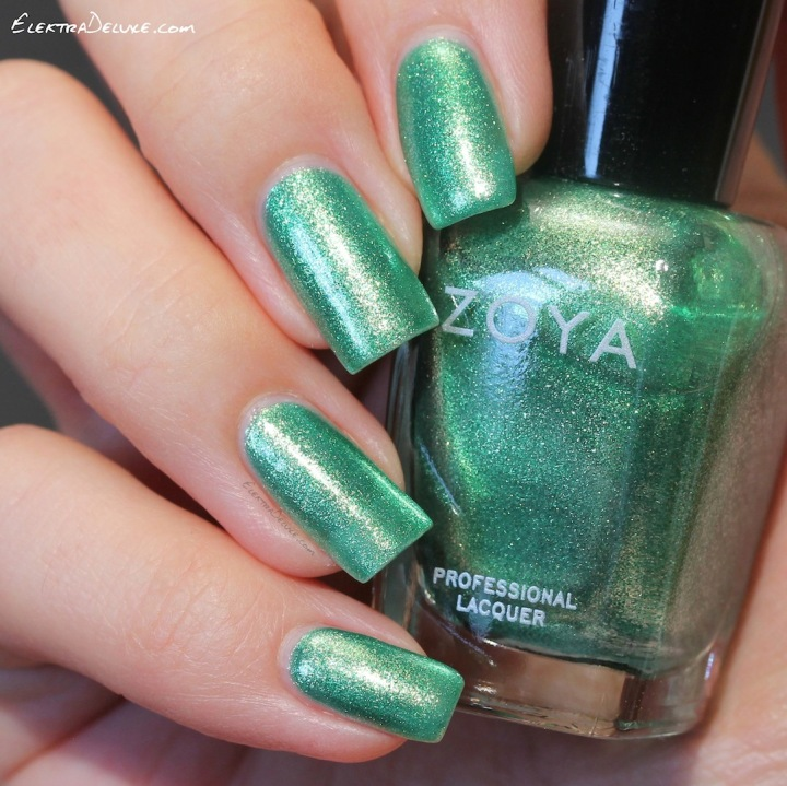 Zoya Apple, Sunshine Collection Summer 2011