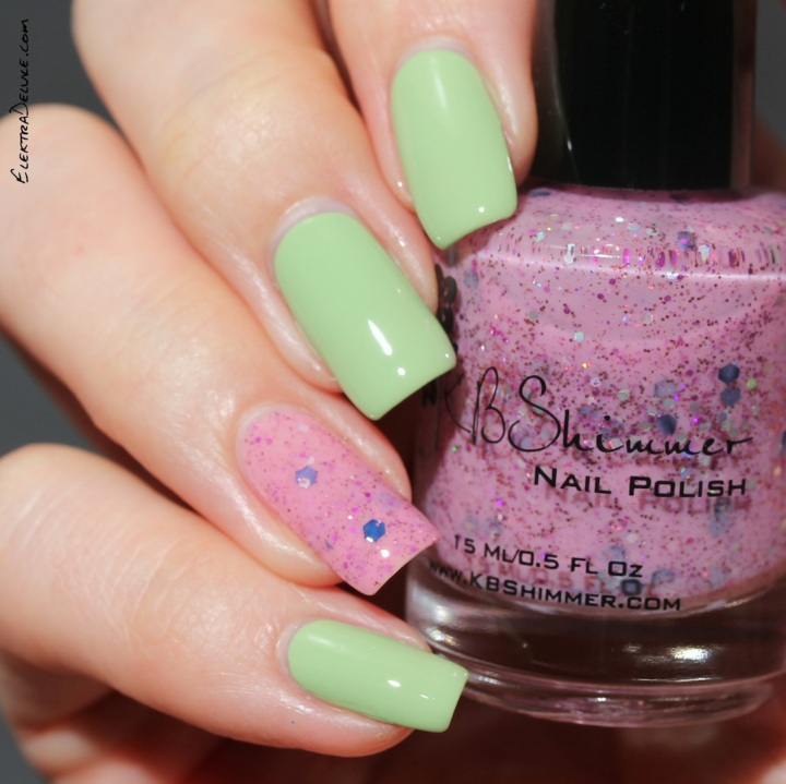 KBShimmer Honeydew List & Berry Patch
