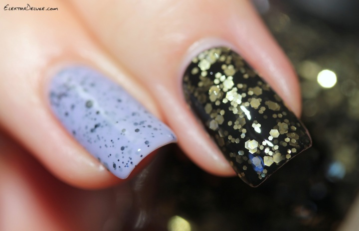 Deborah Lippmann Cleopatra In New York, Models Own Swan, Speckled Eggs Collection