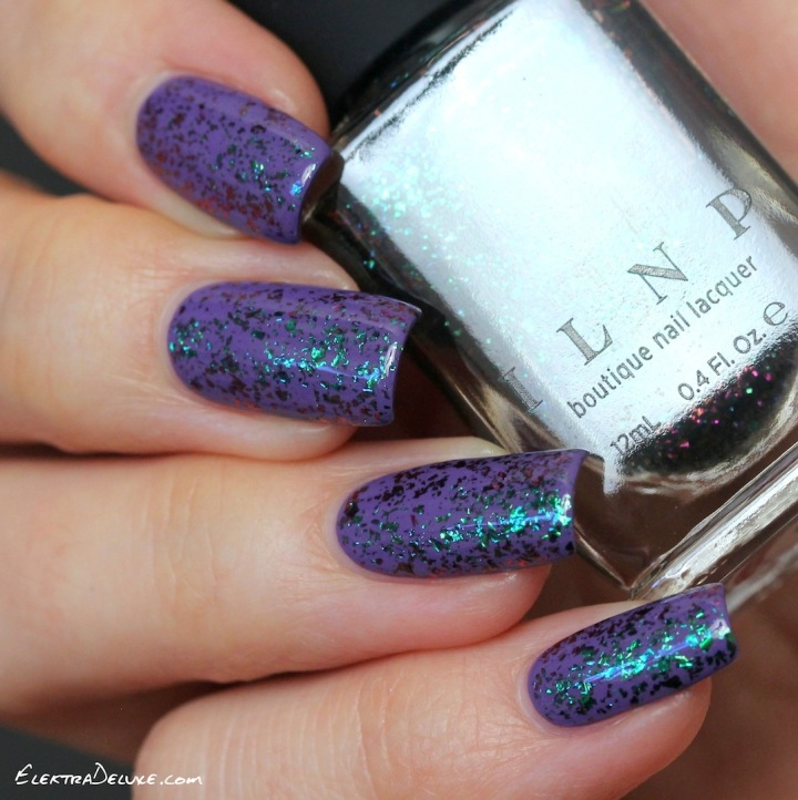 ILNP Supernova over OPI Lost My Bikini in Molokini
