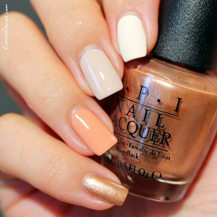 OPI Venice Collection Fall 2015: Be There in a Prosecco, Tiramisu for Two, A Great Opera-tunity, Worth a Pretty Penne