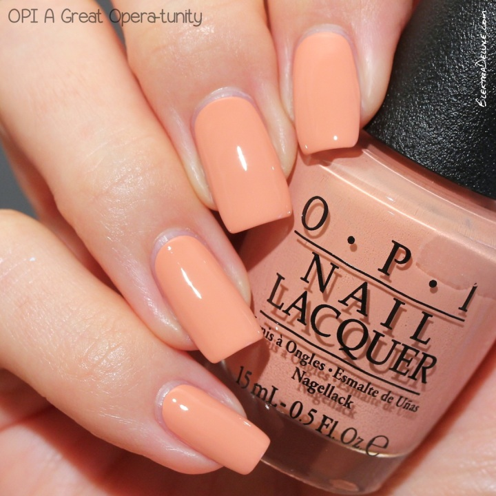 OPI A Great Opera-tunity, Venice Collection Fall 2015