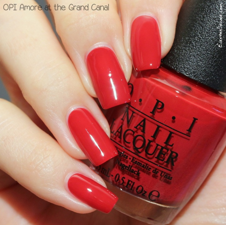 OPI Amore at the Grand Canal, Venice Collection Fall 2015
