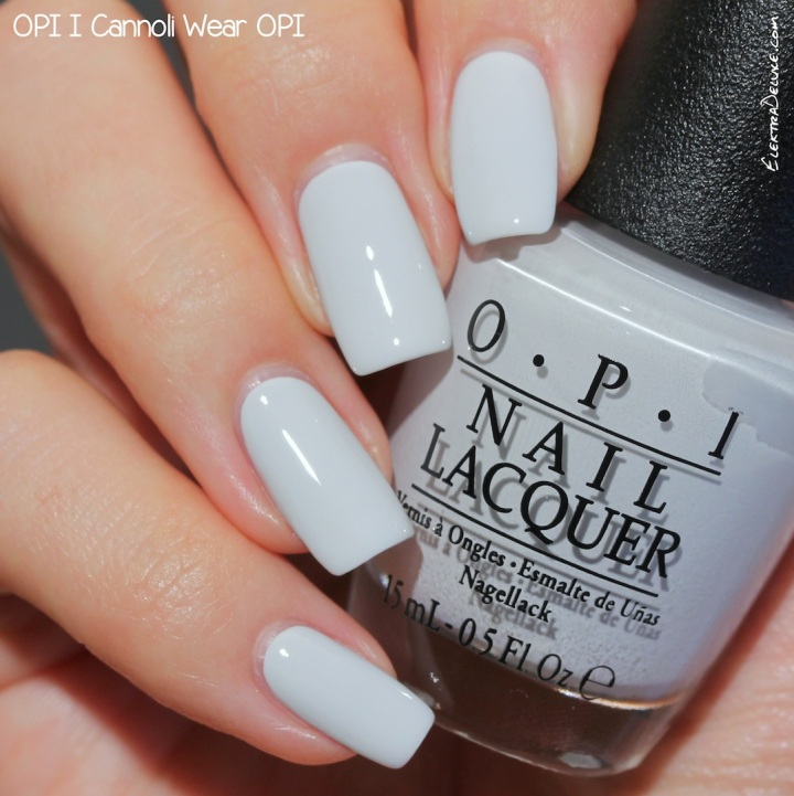 OPI I Cannoli Wear OPI, Venice Collection Fall 2015