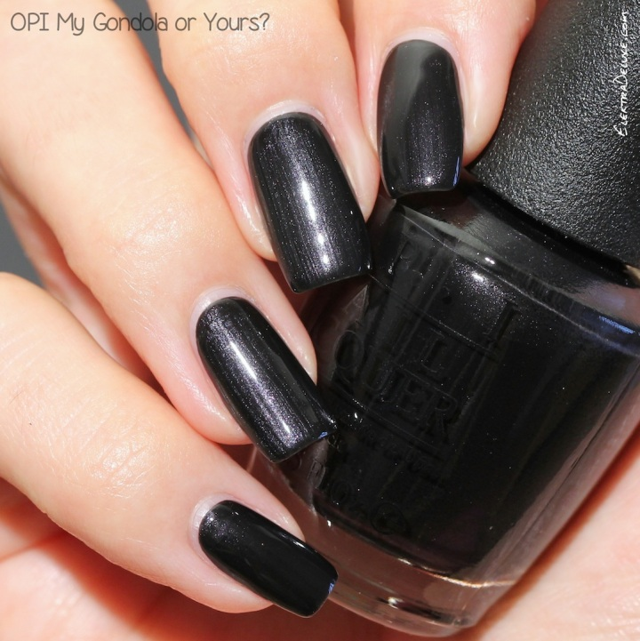 OPI My Gondola or Yours?, Venice Collection Fall 2015