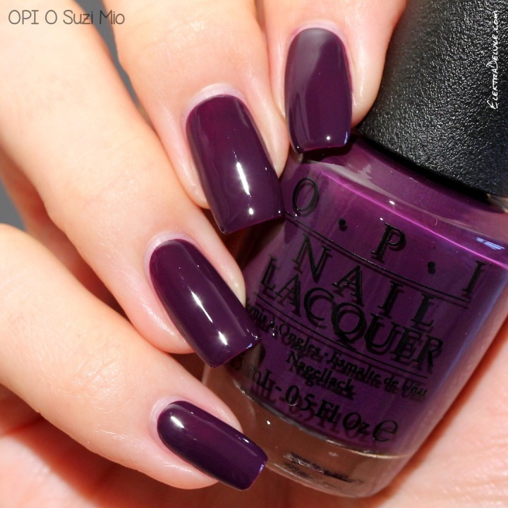 OPI O Suzi Mio, Venice Collection Fall 2015