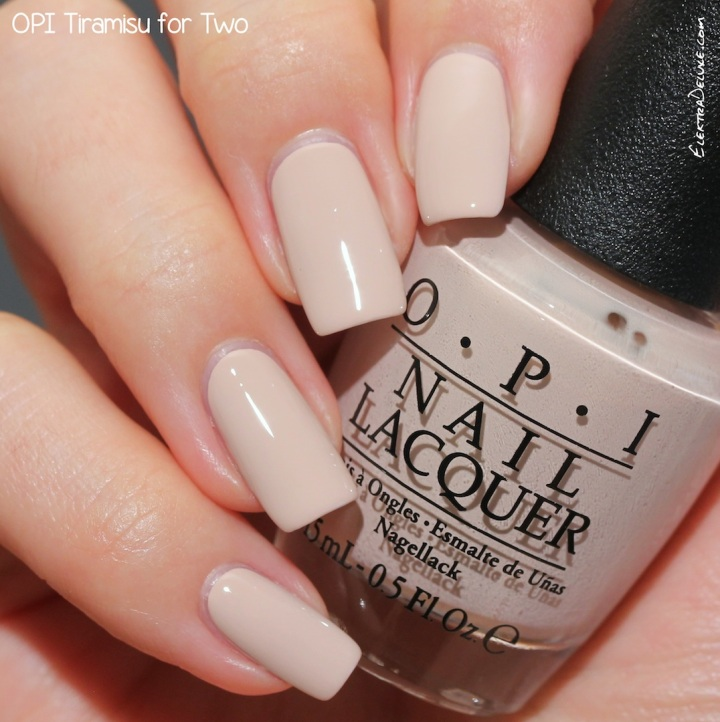 OPI Tiramisu for Two, Venice Collection Fall 2015