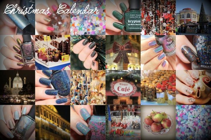 Christmas Calendar 2015 ElektraDeluxe.com