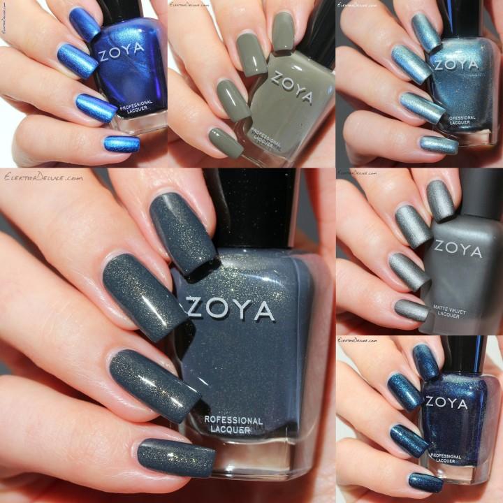 Zoya Swatch Spam