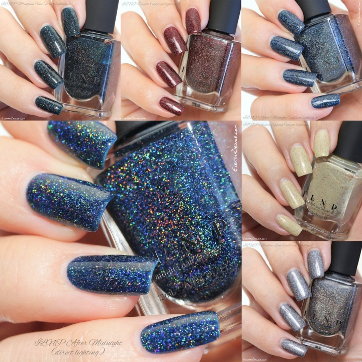 ILNP Swatch Spam (Fall Collection 2015)