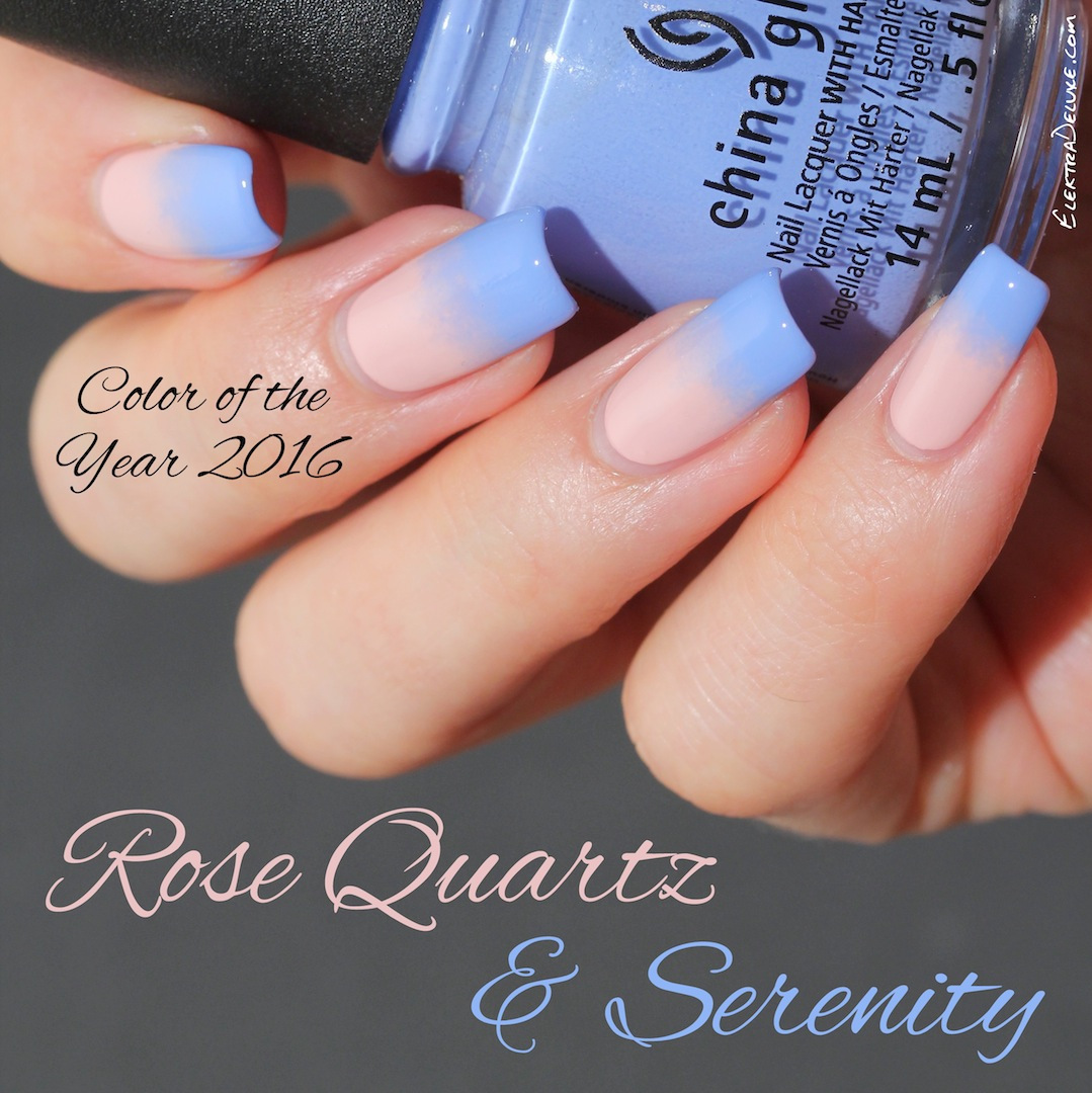 Rose Quartz & Serenity – Color of the Year 2016 {December 20 ...