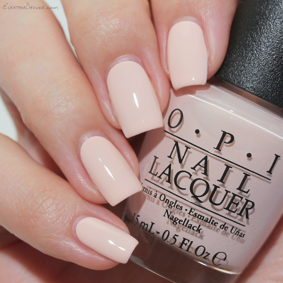 Studio M Nail Polish: OPI Soft Shades 2016 Pastels