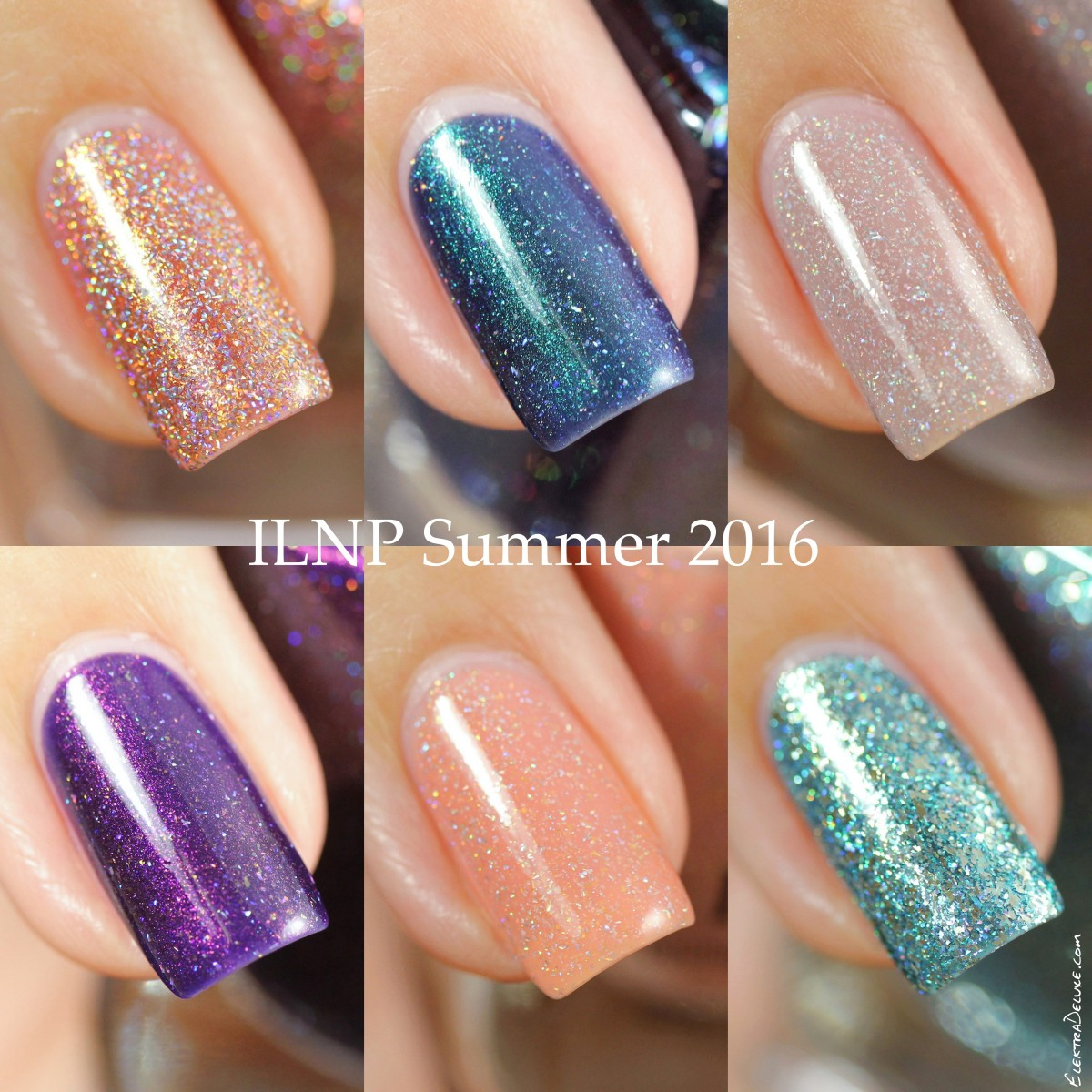 ILNP Summer Collection - Swatches & Review