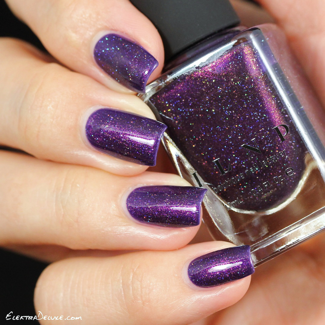 Ilnp Summer Collection Swatches Elektra Deluxe
