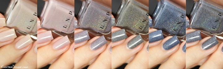 ILNP Fall Neutrals 2016: Elle, Chleo, Central Station, Alexander, Industrial Park, La Catedral